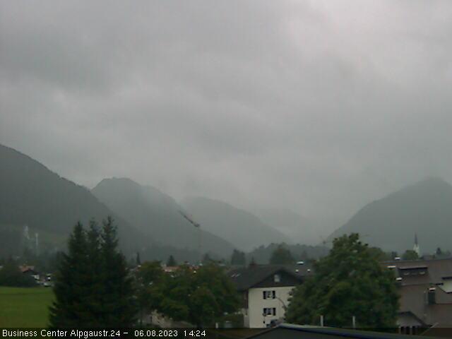 Oberstdorf Alpgaustrasse